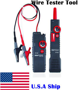 Us Ship Nf 820 High low Volt Wire Tracker Underground Cable Wire Tester Tool