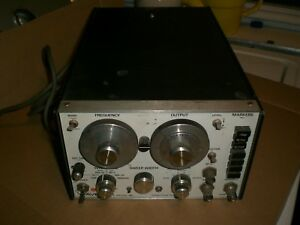 Wavetek Sweep signal Generator Model 1801a