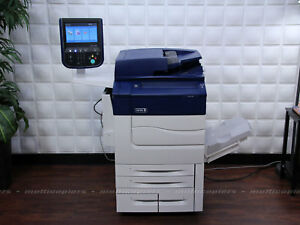 New Xerox Color C60 Color Printer Network Scan Fiery Color C70 J75 770 700 560