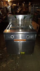 Frymaster Footprint Performance Pro 2 35 Lbs Well Bay Deep Fat Fryer Natural Gas