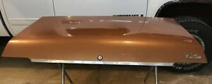70 1970 71 1971 72 1972 Olds Cutlass 442 Trunklid Nice