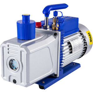 12cfm 2 Stages 1hp Refrigerant Vacuum Pump Air Condition 110v 50hz Operation