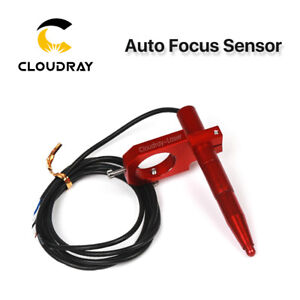 Co2 Laser Head Auto Focus Focusing Sensor Z axis Automatic Motorized Up Down