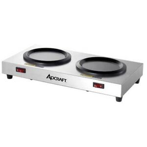 Adcraft Stainless Steel Dual Warmer Plate Wp 2
