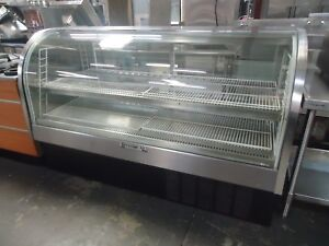 used Beverage Air Cdr6 1 Refrigerated Display 72 Service Bakery Case