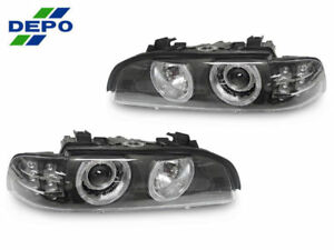 Depo Led Stock Xenon D2s Model Auto level Headlight For 01 03 Bmw E39 5 Series