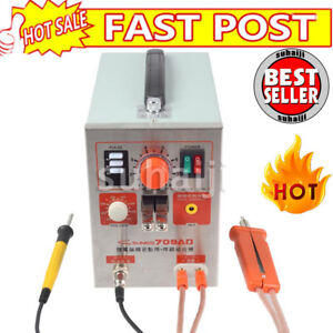 3 In1 2 2kw Pulse Spot Welder 709ad Battery Welding Soldering Machine 110v 70b