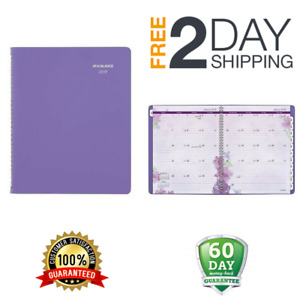 Column Format Beautiful Day Weekly Monthly Planner Book 8 1 2 X 11 2018 2019 New