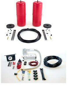 Air Lift Control Air Spring Single Path Air Leveling Kit For Ram 1500