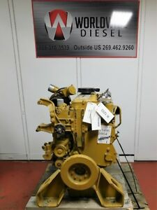 2008 Cat 3126 Diesel Engine 290 Hp Approx 0 Miles Good Clean Running Engine