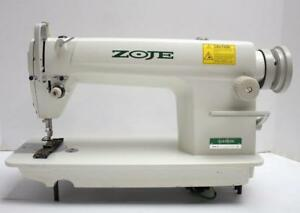 Zoje Zj8500h Lockstitch Big Hook Reverse Industrial Sewing Machine Head Only New
