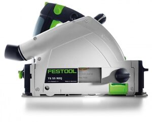 Festool Ts 55 Req Imperial Plunge Cut Track Saw 575388 with 55 Rail