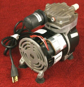 Prodew Electric Air Compressor Pump Single Head 4 nozzle Produce Grocery Misting