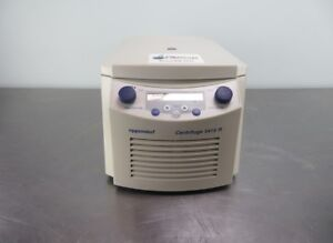 Eppendorf 5415r Refrigerated Micro Centrifuge With Warranty