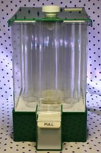 Table Top Peppermint Patty Vending Machine Coin Operated Pearson s Mint New