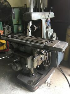 Horizontal Milling Machine American