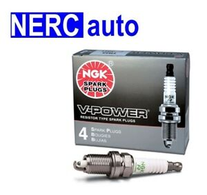 Ngk Racing Competition 14mm Spark Plugs R5674 7 5034 Set Of 4