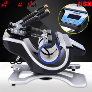 Double Twin 5 In 1 Mug Heat Press St 210 Sublimation Transfer Printing Digital