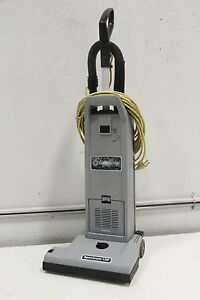 Advance Spectrum 15p Upright Commercial Vacuum Gu15 Smu