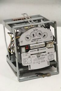 Ge General Electric 706x66g144 Polyphase Watthour Meter 60hz 120v Kilowatt Hour