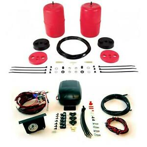 Air Lift Control Air Spring Single Path Air Leveling Kit For Toyota Sequoia