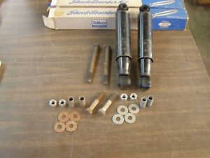 Nos Oem Ford 1961 1967 Econoline Van Pickup Rear Shocks 1962 1963 1964 1965 1966