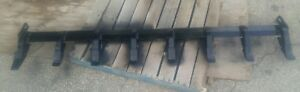 Tooth Bar Attachments For Buckets 78 Skid Steer Heavy Duty