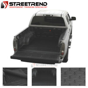 For 04 14 Ford F150 6 5 78 Cab Rubber Premium Trunk Floor Carpet Truck Bed Mat