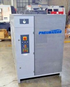 Pneumatech Refrigerated Air Dryer Rated 1600 Cfm