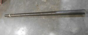 Steel Round Bar rod 1 3 4 Dia X 51 Long iw