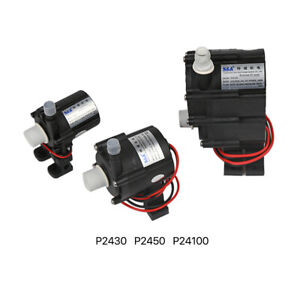 Water Pump P2430 P2450 P24100 For S a Industrial Chiller Cw 3000 Cw 5000 Cw 5200