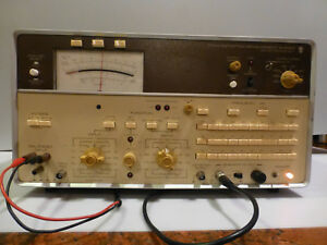 Sound Technology Model 1701a Distortion Measurement System In Perfect Condition