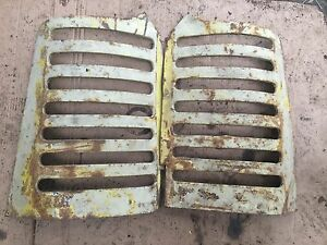 Oliver 77 Grill Insert Antique Tractors