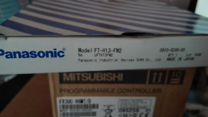 New Panasonic Ft h13 fm2 Sensor Switch In Box