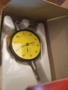 Dial Indicator Mitutoyo 2046f 11 Made In Usa