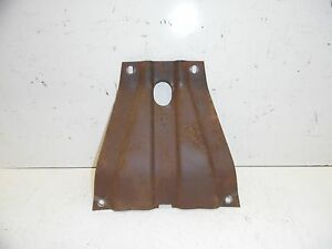 52 53 1952 1953 Mercury Radiator Core Support Mount Mounting Bracket Brace Plate