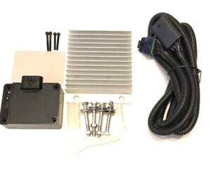 Fuel Pump Driver Module Pmd And Relocation Kit Set For Chevy Gmc 6 5l Diesel Usa