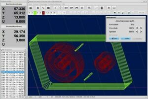 Winpcnc Light Cnc Router Software Pc Based Motion Control