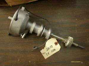 Nos Oem Ford 1958 1975 Large Truck 401ci Distributor 1959 1960 1961 1962 1963 64