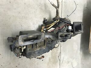 1999 2004 Jeep Grand Cherokee Wj Hvac Heater Core Box System
