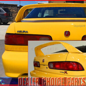 1994 98 1999 2000 2001 Acura Integra Factory Type R Style Spoiler Wing Unpainted