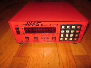 Haas 4th Axis Servo Controller 36 Software