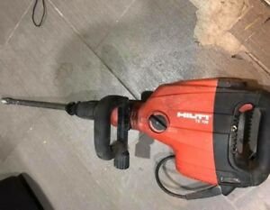 Hilti Te706 Avr Demolition Chipping Hammer Free Shipping