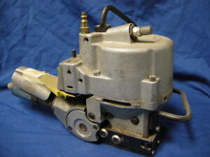 Orgapack Air Pneumatic Strapping Unit Or H 20a 371 For Shipping Packaging Skids