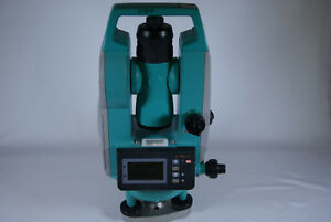 Sokkia Dt610 7 Digital Theodolite Surveying Instrument w Case
