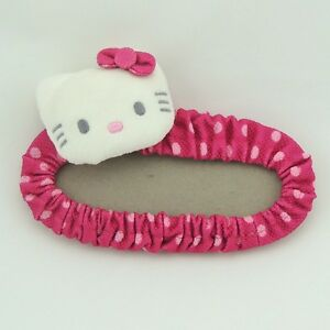 Top Quality New 1 Pcs Mirror Cover Hello Kitty Styling Car Accessories