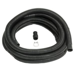 New Wayne 56171 1 25 In Sump Pump Discharge 24 Ft Hose Kit With Clamps