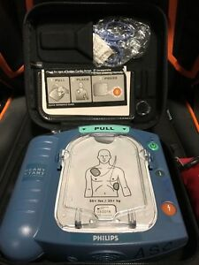 Philips Heartstart Aed Onsite Hs1 Defibrillator M5066a