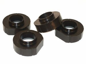 Jeep Grand Cherokee Zj 1 Polyurethane Spacer Lift Kit Complete Set Of 4 Black