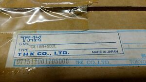 Thk Gl15b 500l Linear Slide Actuator new Universal Instruments P n 3027620